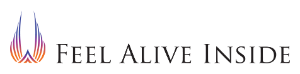 Feel Alive Inside Retina Logo